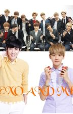 EXO AND ME by unicornsxlay