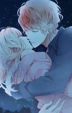 Diabolik lovers: Dark lovers (Shu y Yui) by Paulacj2