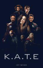 KATE • (Avengers) by JoyMcGee