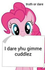 My Little Pony: Truth Or Dare by MLP-person