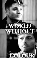 A World Without Colour. -On Hold. Don't know how long for- (Destiel Soulmate AU) by secretfangirl98