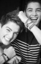 Something Beautiful (a finn and jack harries fanfiction) by rissa303