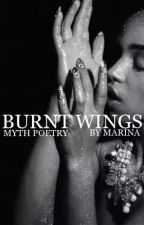 burnt wings → myth poetry by musichettas