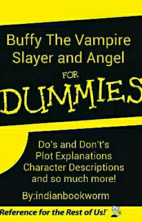 Buffy the vampire slayer and angel for dummies on hold angels buffy the vampire slayer and angel for dummies on hold ccuart Image collections