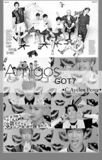 """Amigos"". -»GOT7 by canmin__"