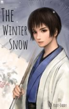 Hetalia Sick!JapanXAngel!Reader. The Winter Snow by Saray_Meow