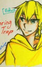 springtrap y tu by Aiky_kun