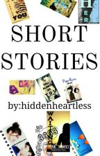 COMPILATION OF SHORT STORIES by hiddenheartless
