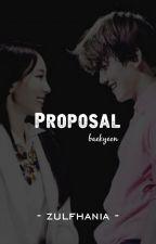 Proposal [Baekhyun-Taeyeon Fanfic] by zulfhania