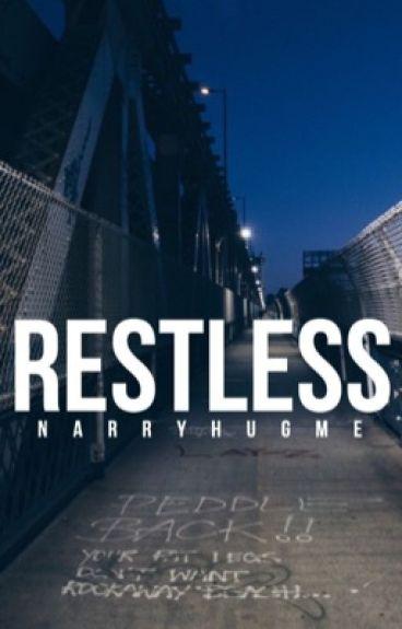 Restless [Reckless Sequel] || Harry Styles AU