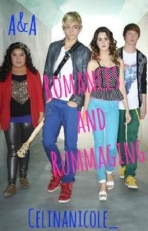 austin and ally dating in the show