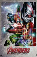Avengers Imagines by TrishyFishy25
