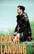 Crash Landing // l.s. by MaddsLeigh