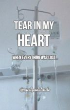 Tear In My Heart:  Ashton Irwin  AU by sicilyadelaide