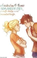 Demigods and Mortals meet Percabeth by moonlitdreamss
