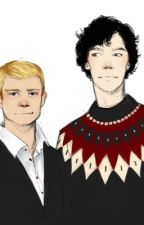 Jonlock- Sick Sherlock by AlyssaSkyCastle