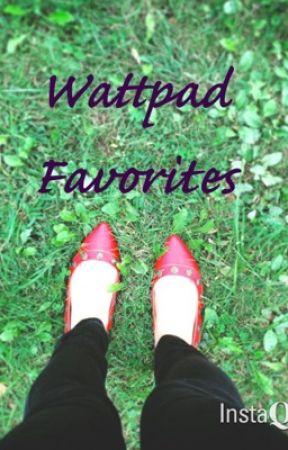 Wattpad Favorites (Taglish) by countess018