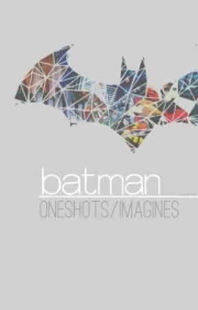 Batman Oneshots/Imagines - First Move (Nightwing/Dick
