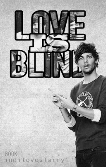 Love is blind L. S. (Mpreg). Book number 1