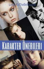 ☆ KARAKTER ÖNERİLERİM ☆ by VictoriaARIK