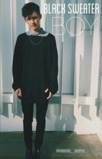 Black sweater boy (Tronnor)