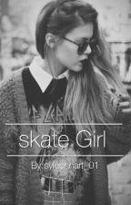 skate Girl © #wattys2016 by sylechnarf_01