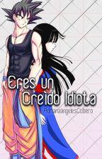 Eres un Creído Idiota (Goku x Milk) by AdrianaangelesCubero