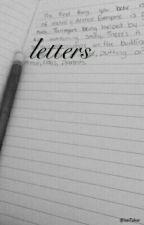 letters | dizzi by mexlissa