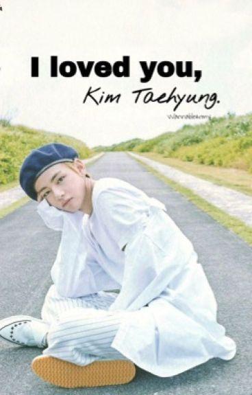i loveD you, Kim Taehyung.