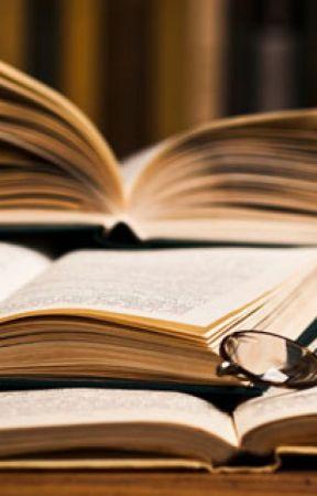 Recomendaciones Literarias by lunaticaxdan