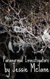 Paranormal Investigators by Cindel_Richardson