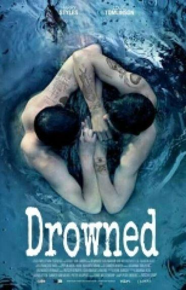 Drowned. [Mermaid AU] Larry Stylinson.