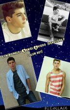 El niño malo : Daniel Oviedo( gemeliers y calum hot) by Estrella_sr