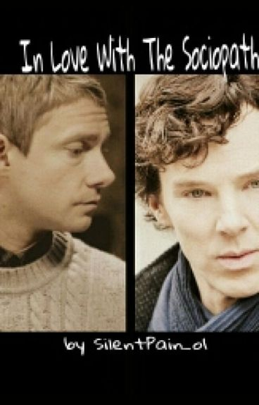 In Love With The Sociopath (Johnlock/Teenlock)