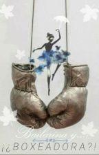 El boxeador y la bailarina... ¿boxeadora? by TheMSCIAN