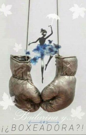El boxeador y la bailarina... ¿boxeadora?
