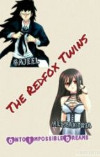 The Redfox Twins by OntoImpossibleDreams