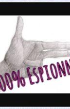 100% Espionne by CrazyAnonym