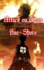 L'Attacco dei Giganti One-Shots [ x Reader] by darkblue_moon