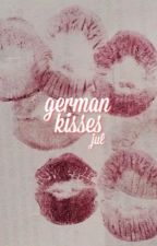 german kisses ❂ muke au {c} by IdBang5SOS