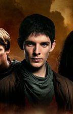 Lost prince Merlin by PsychoChaosViper