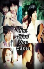 I'm Glad You Came [ONE SHOT STORY] A JungYongHwa and ParkShinHye Fanatic :D by Kyou_Mao