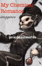 My Chemical Romance Imagines by rickyhorrors