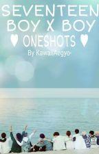 Seventeen boyxboy Oneshots by KawaiiAegyo-