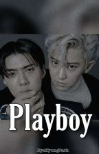 PLAYBOY. Chanhun-Taohun. by Hye_Kyung_Park