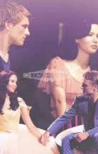 Peeta y Katniss - One Shot. by kauyiaandradeshutch