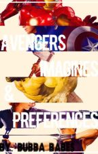 Avengers imagines/preferences by daisyjury