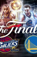 NBA Finals One Shots by i6irBri