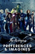 Avengers Preferences & Imagines by AutumnDew