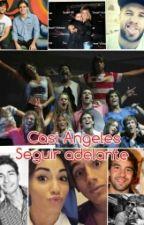 Casi Angeles: Seguir adelante by Nuez022